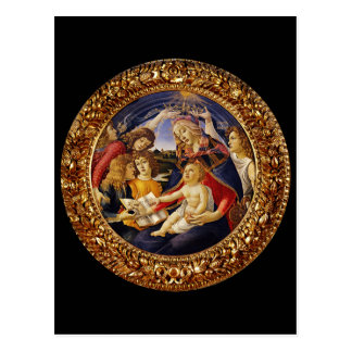 Madonna del Magnificat Post Card