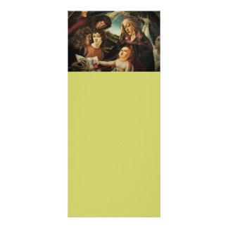 Madonna del Magnificat Rack Card