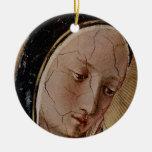 Madonna del ornamento del navidad de las sombras ornaments para arbol de navidad