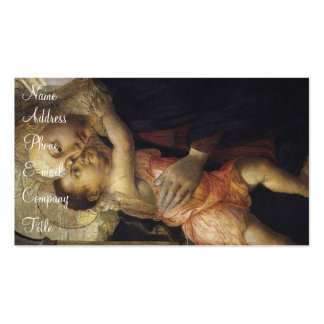 'Madonna della Loggia' Business Card