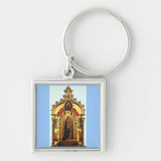 Madonna della Stella Keychain