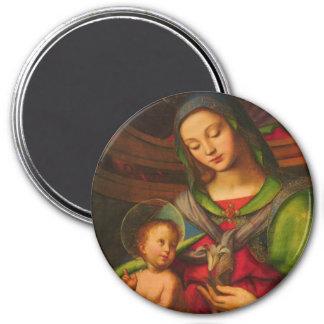 Madonna e imán del niño