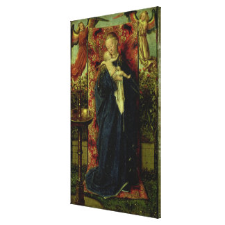 Madonna en la fuente, 1439 impresiones en lienzo estiradas