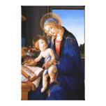 Madonna enseña al niño Jesús Sandro Botticelli Impresion En Lona