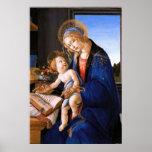 Madonna enseña al niño Jesús Sandro Botticelli Impresiones