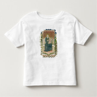 Madonna Enthroned with St. Francis of Assisi Toddler T-shirt