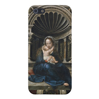 Madonna Holding Baby Jesus Cover For iPhone SE/5/5s