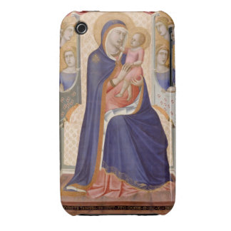 Madonna in Glory, c.1315 (tempera on panel) Case-Mate iPhone 3 Case