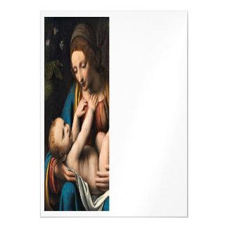 Madonna med Kristusbarnet.pg Magnetic Card