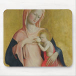 Madonna of Humility, c.1410 (tempera on panel) Mouse Pad