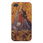 Madonna of Humility with Christ Child and Angels iPhone 4/4S Cover