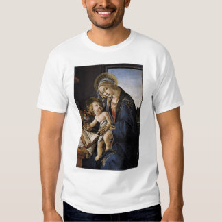 Madonna of the Book T-Shirt