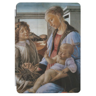Madonna of the Eucharist by Botticelli iPad Air Cover