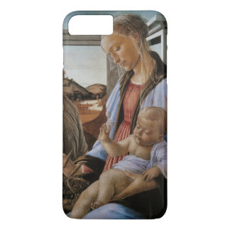 Madonna of the Eucharist by Botticelli iPhone 7 Plus Case