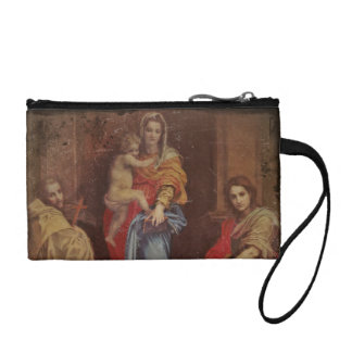 Madonna of the Harpies Coin Purse