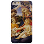 Madonna of the Magnificat by Botticelli Barely There iPhone 6 Plus Case