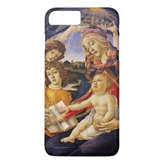 Madonna of the Magnificat by Botticelli iPhone 8 Plus/7 Plus Case