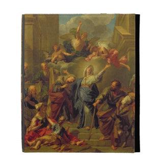 Madonna of the Magnificat iPad Folio Cases