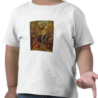 Madonna of the Magnificat T-shirt