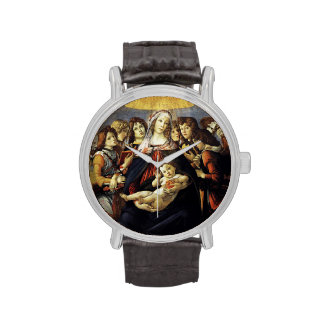 Madonna of the Pomegranate Wristwatch