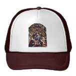 Madonna Of The Rosary By Lotto Lorenzo (Best Quali Hats
