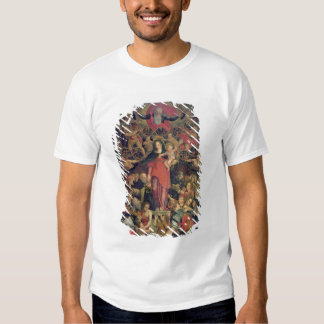 Madonna of the Rosary, c.1569 (oil on canvas) T-Shirt