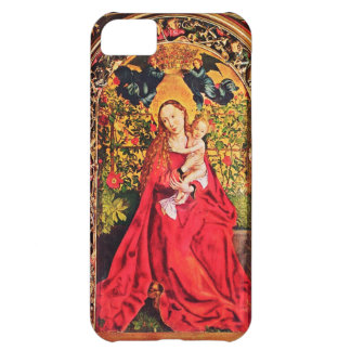 MADONNA OF THE ROSE BOWER iPhone 5C COVER