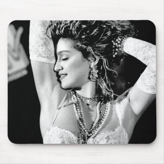 Madonna Performs at MTV Video Awards Mouse Pad