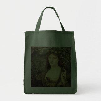 Madonna Pietra degli Scrovigni Grocery Tote Bag