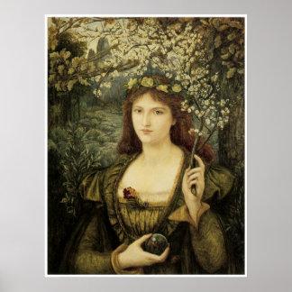 Madonna Pietra Degli Scrovigni Poster