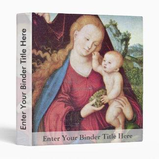 Madonna por Cranach D. Ä. Lucas (la mejor calidad)