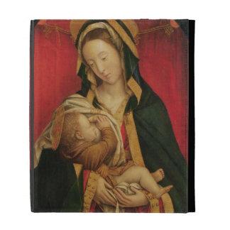 Madonna que amamanta a su niño, 1520-30 (aceite en