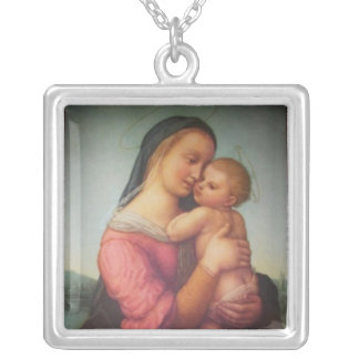 Madonna Tempi by Raphael Necklace