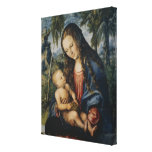 Madonna under the fir tree, c.1510 canvas print