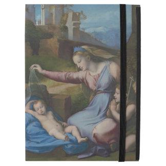 Madonna with Blue Diadem Raphael iPad Pro Case