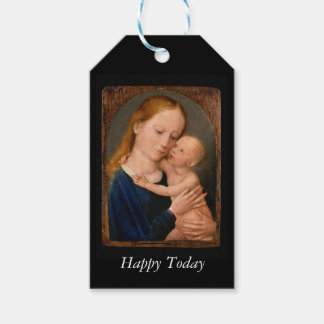 Madonna with Christ Child Gift Tags