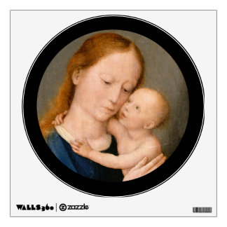 Madonna with Christ Child Wall Sticker