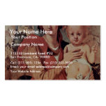 Madonna With John The Baptist By Pontormo Jacopo ( Double-Sided Standard Business Cards (Pack Of 100)