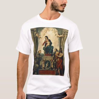 Madonna with St. Francis T-Shirt