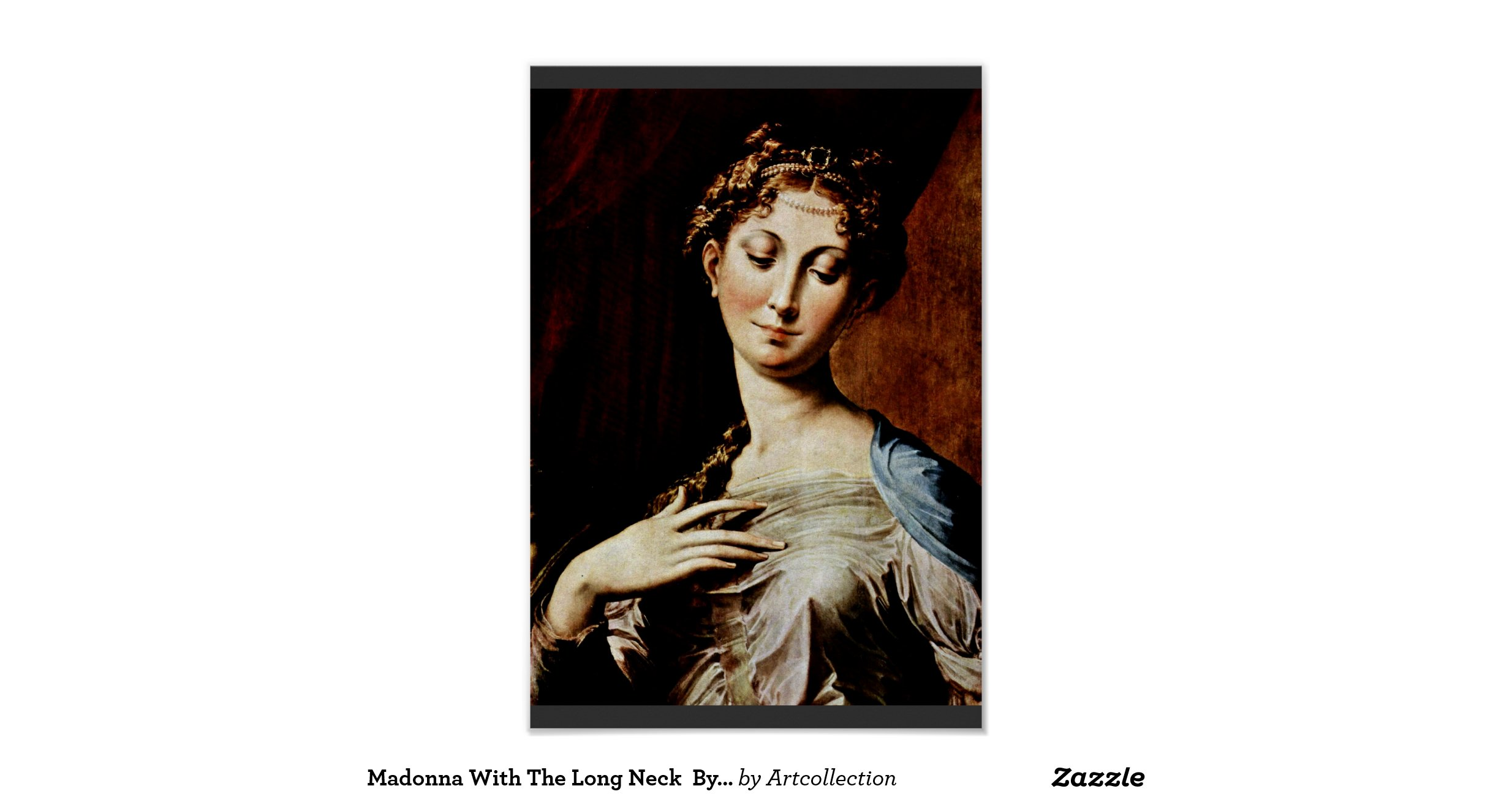 madonna with the long neck