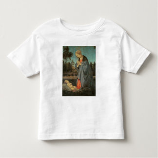 Madonna worshipping the Child, c.1477-80 (oil on p T Shirt