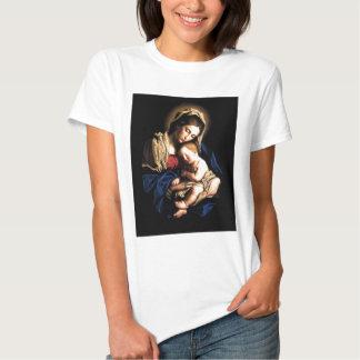 Madonna y camisa del personalizado del niño