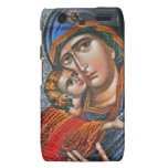 Madonna y Jesús infantil Motorola Droid RAZR Funda