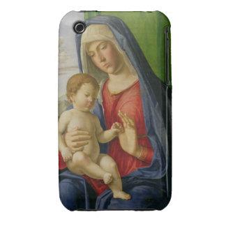 Madonna y niño, 1490s iPhone 3 fundas
