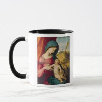 Madonna y niño, 1512-14 taza