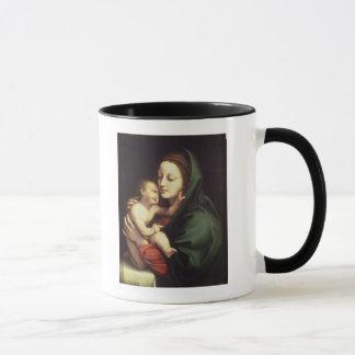 Madonna y niño, c.1510 taza
