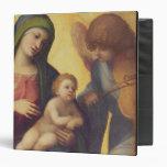 Madonna y niño con los ángeles c.1510-15 (aceite e
