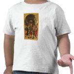Madonna y niño con los santos, 1499 camisetas