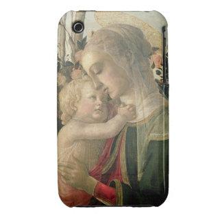 Madonna y niño con St. John el Bautista, detai Carcasa Para iPhone 3