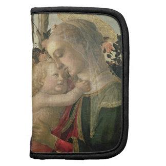 Madonna y niño con St. John el Bautista, detai Organizador